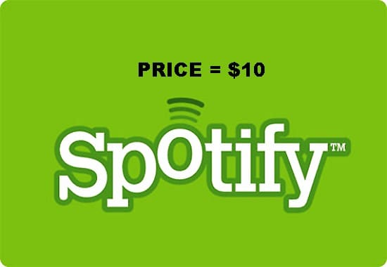 give you SPOTIFY Premium Account Lifetime