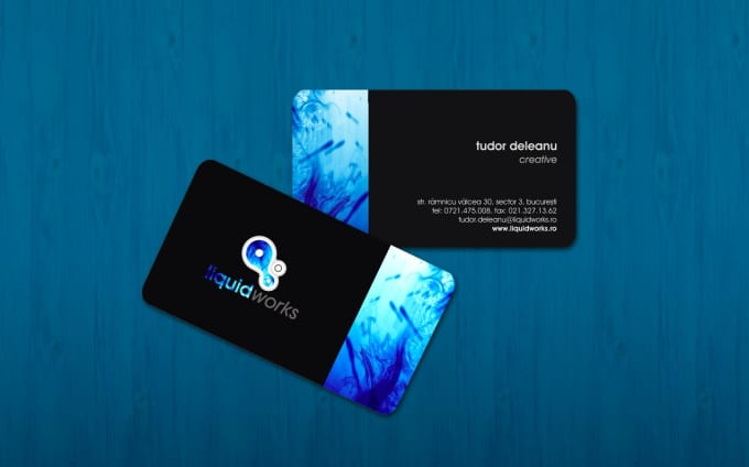 Design amazing and beautiful business cards by zuhaibnaqvi design amazing and beautiful business cards colourmoves