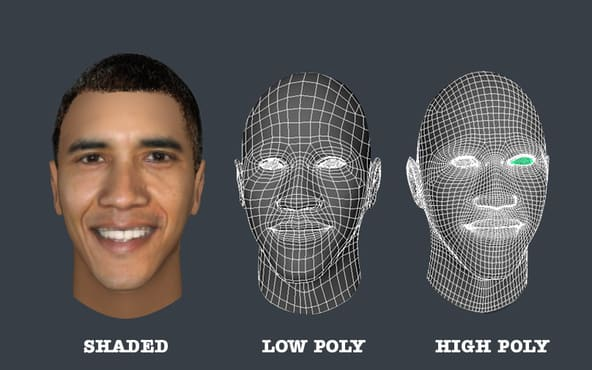Model Any Person Face Into 3d From Their Front Photo By