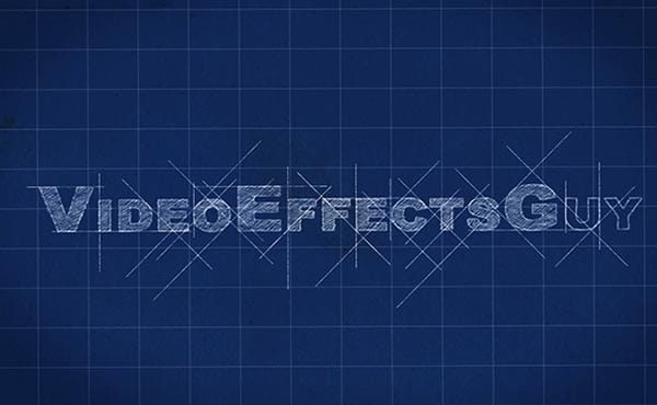 Create an awesome blueprint logo reveal intro in hd by Videoeffectsguy