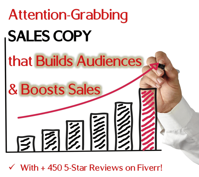 Write Sales Copy That Builds Audiences And Boosts Sales By Miggykey