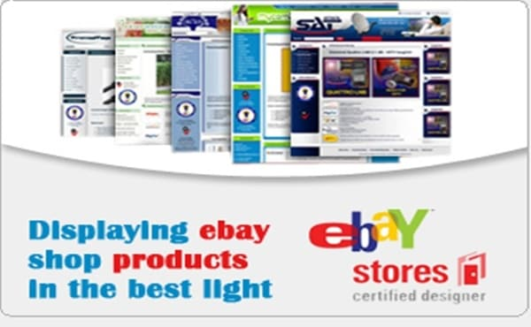 Design Your Ebay Template Selling Pages By Yoelinsegura - Ebay selling page template