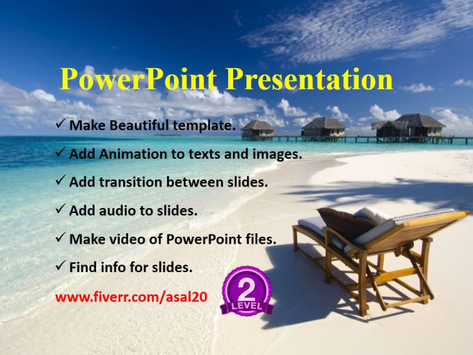 Create a professional powerpoint presentation by asal20 create a professional powerpoint presentation toneelgroepblik Choice Image