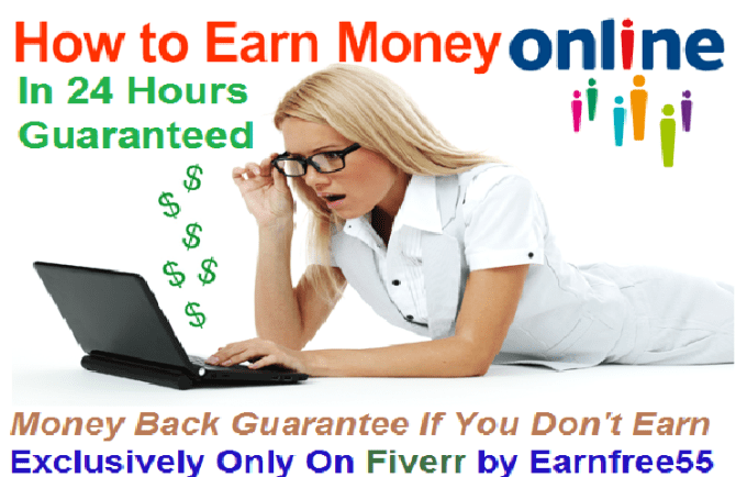 show How To Earn Money Online in 24 Hours