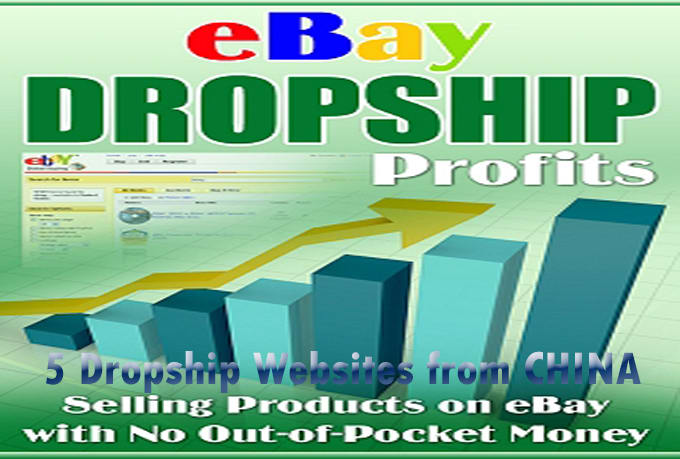 send you a list of the Five Dropshipping sites from China