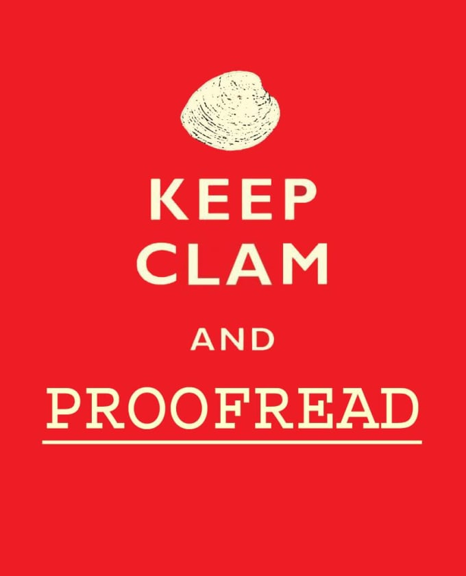 help with proofreading Regardless of your profession, proofreading is an important skill to know a round of revisions will help you express yourself more clearly and eloquently, and penning a perfectly punctuated.