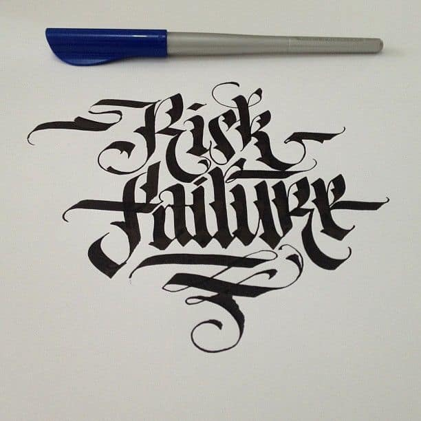 Write Your Name With Calligraphy Style By Ddobrev