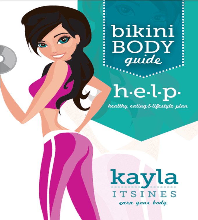 Get you the kayla itsines bikini body guides fandeluxe Image collections