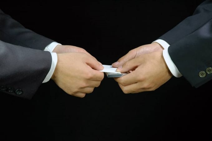 an introduction to the etiquette for greetings and business cards Business cards are exchanged after the initial introductions without formal ritual have one side of your business card translated into russian using cyrillic text include advanced university degrees on your business card.
