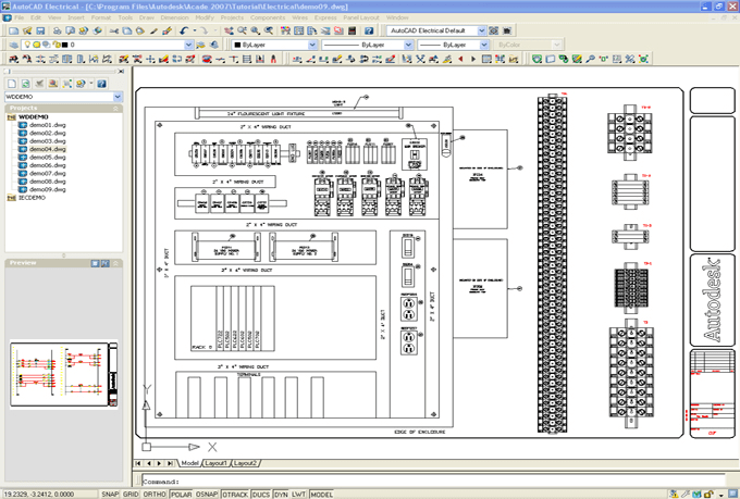 Draw any pdf electrical diagram in autocad by Luukaa
