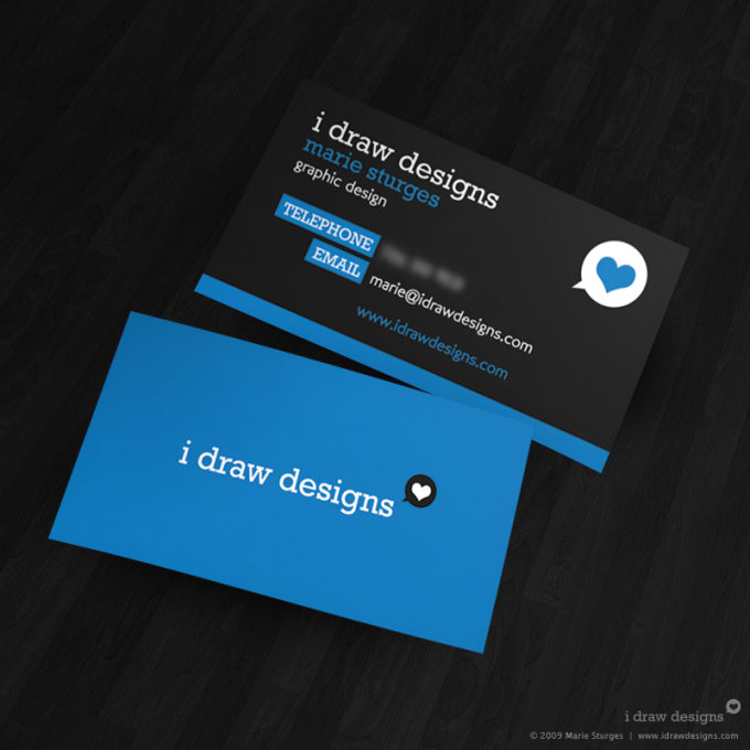 Design professional print ready two sided business card with free design professional print ready two sided business card with free psd file reheart Choice Image