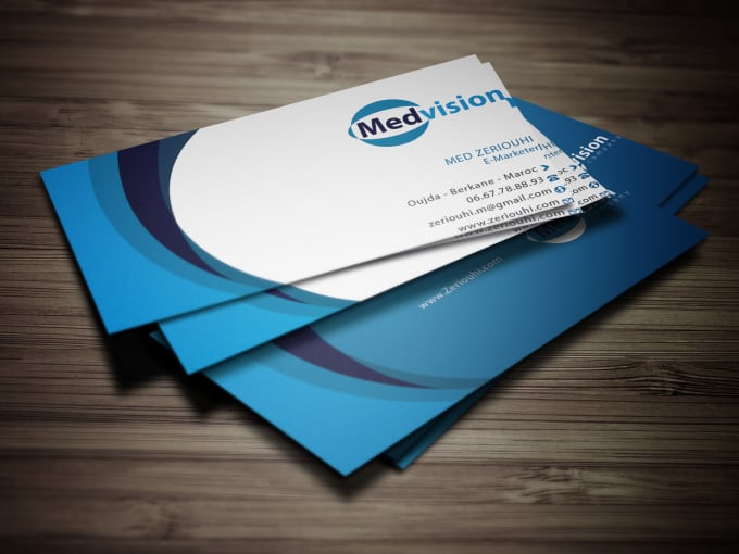 Create professional clean high quality business cards for your create professional clean high quality business cards for your business only reheart Choice Image