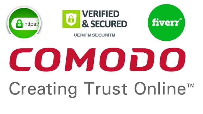 Get you comodo ssl certificate to secure your website by Hitenmehra