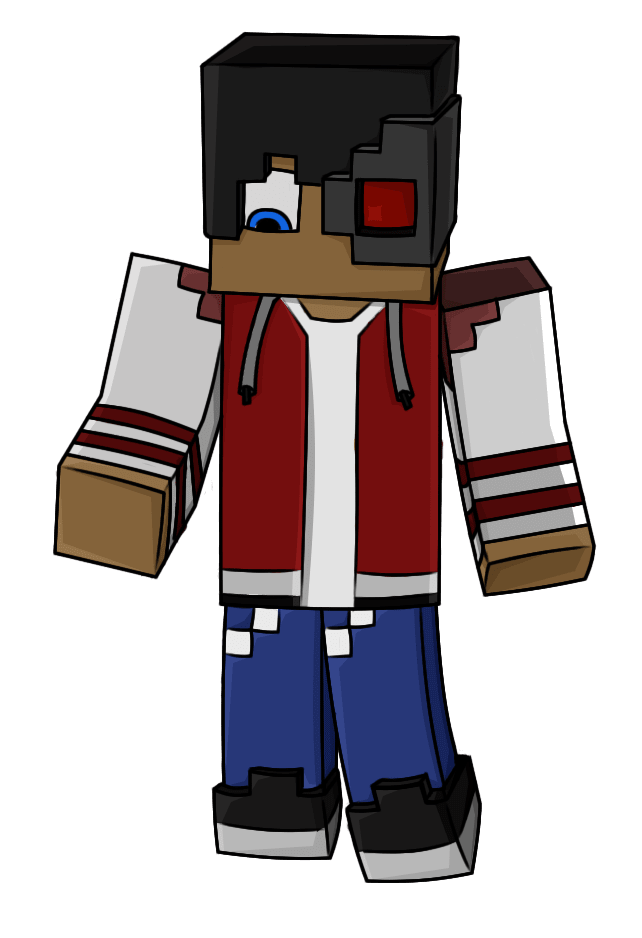 Make you a vector of your minecraft skin by zillaboom make you a vector of your minecraft skin stopboris Images