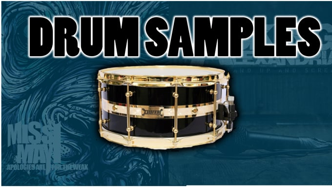 give you professional drum samples