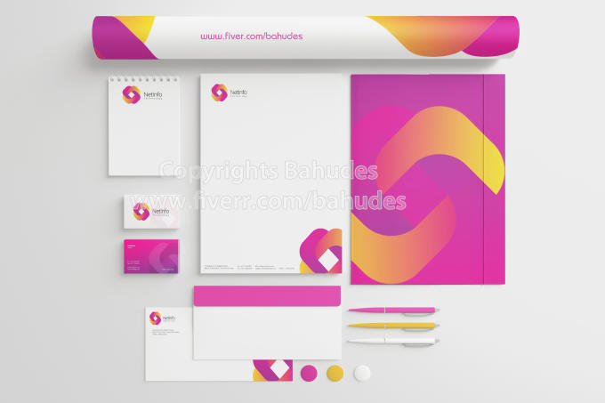 Design A Professional Letterhead Including Jpeg And Ms Word Format