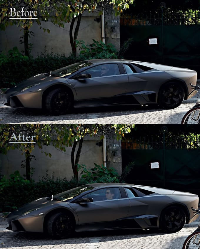 Photoshop You In Lamborghini Undetectable By Wasim564