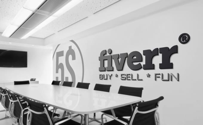 Virtual Office logo design | Fiverr