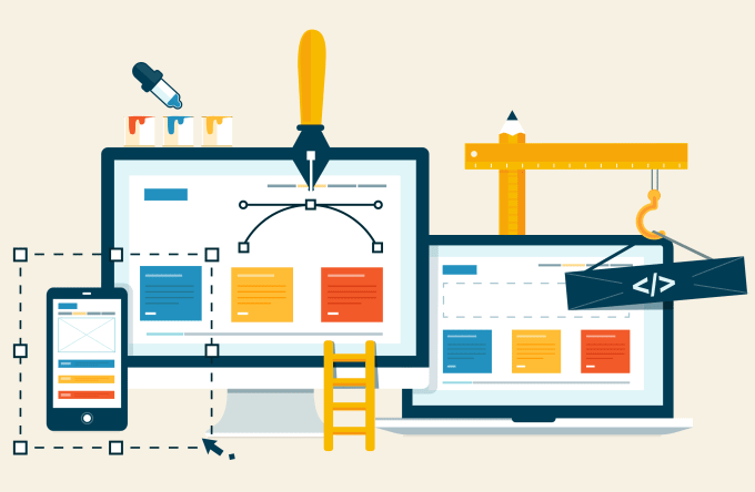 design and develop an amazing Weebly website