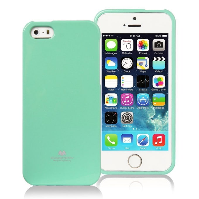 the latest 96514 25f5b facebookppc : I will iphone 5s case mercury goospery glitter shiny jelly  for $5 on www.fiverr.com