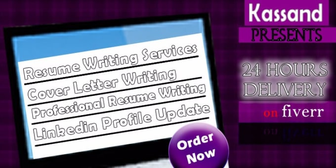 Provide an executive resume writing service by Kassand