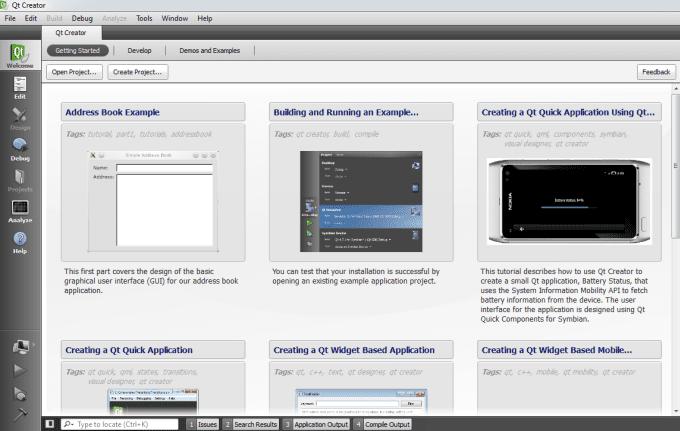 Develop crossplatform desktop applications in qt by Zakop123