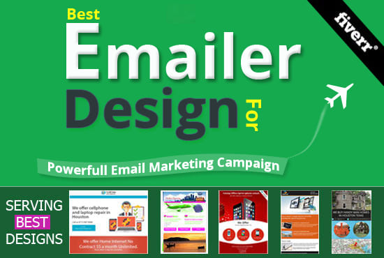 Create Emailer Template For Email Marketing By Webexprtiz - How to create an email blast template