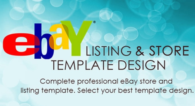 Create Amazing Ebay Store Template Fiverr - How to create ebay template