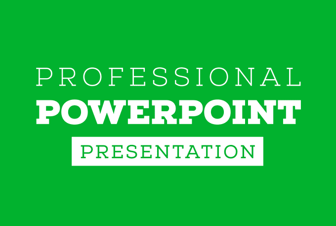 design a powerful powerpoint presentation by micastudios