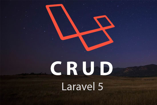 kodeartisan : I will create fast and Outstanding Laravel 5 CRUD for $5 on  www fiverr com