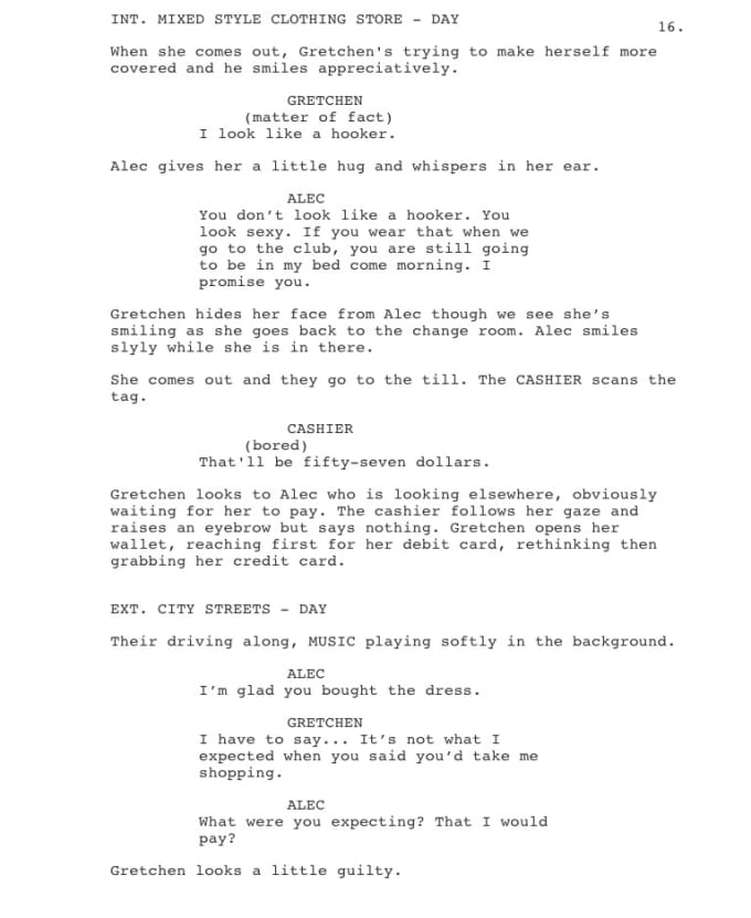 convert your PDF screenplay into final draft format
