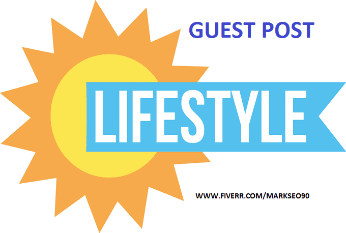 give you guest post in my lifestyle blog