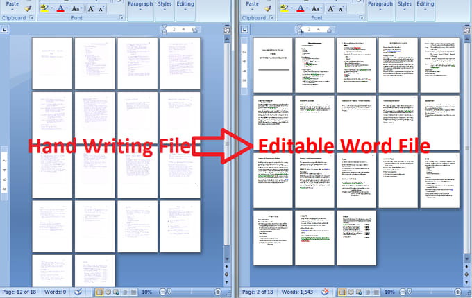 english or Hindi Typing Jobs 15 pages