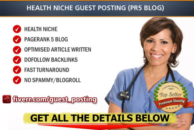 write and submit guest post on da35 plus health blog