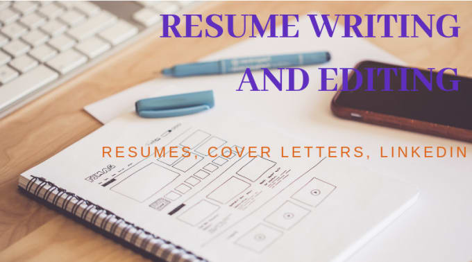 edit your resume or cover letter