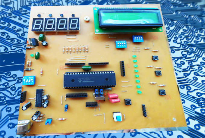 Give you hobby electronics ideas by Sudu_malli