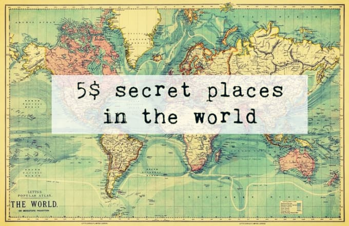 research hidden gems for your trip