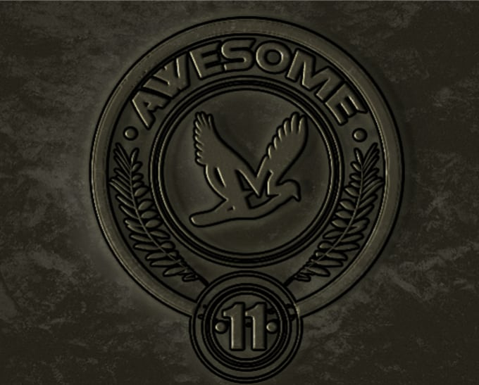 Create You A Hunger Games District Logo By Codextinction