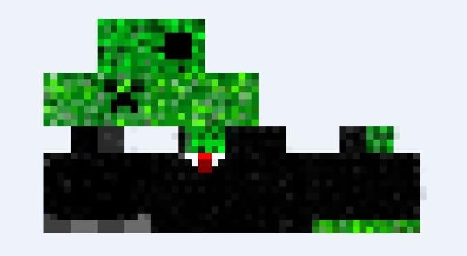 make you a custom Minecraft Skin