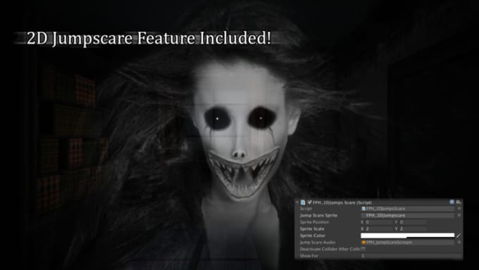 sulokutty : I will give 3D Horror Game Unity Source Code for $5 on  www fiverr com
