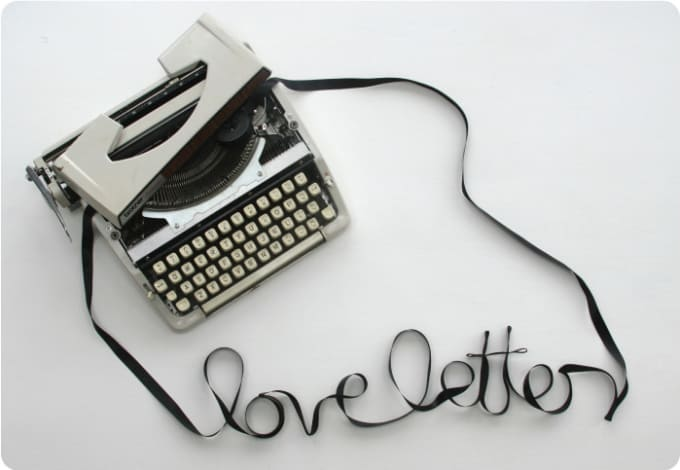 write a heart touching love letter for your spouse
