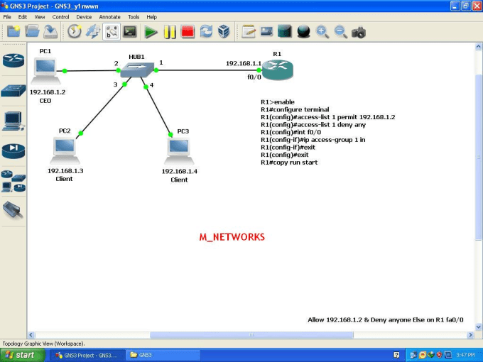 do GNS3 Labs for You