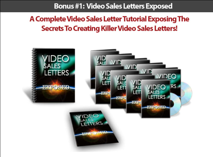 Give You The Video Sales Letter Template Used By The Gurus By Gurubuster