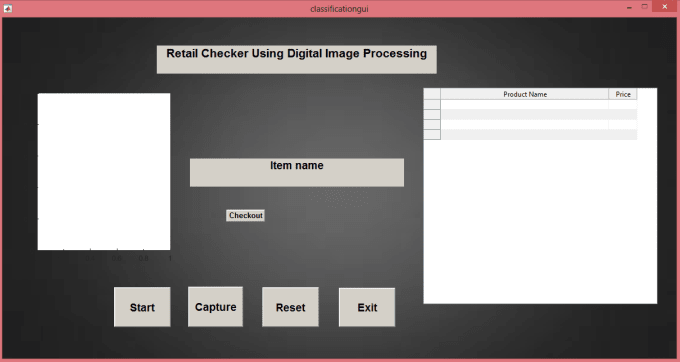 solve problems related to image processing and GUI in matlab