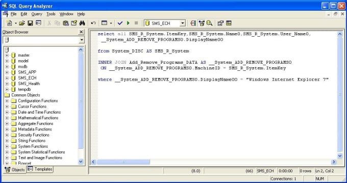 write MSSQL server query for you