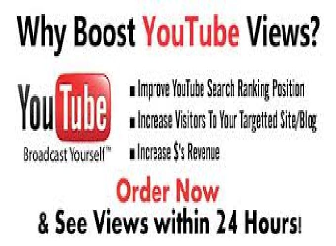 quickly Add 50 up Real Human Youtube Likes And 300 Views