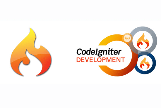 design a eye catching custom php website with codeigniter