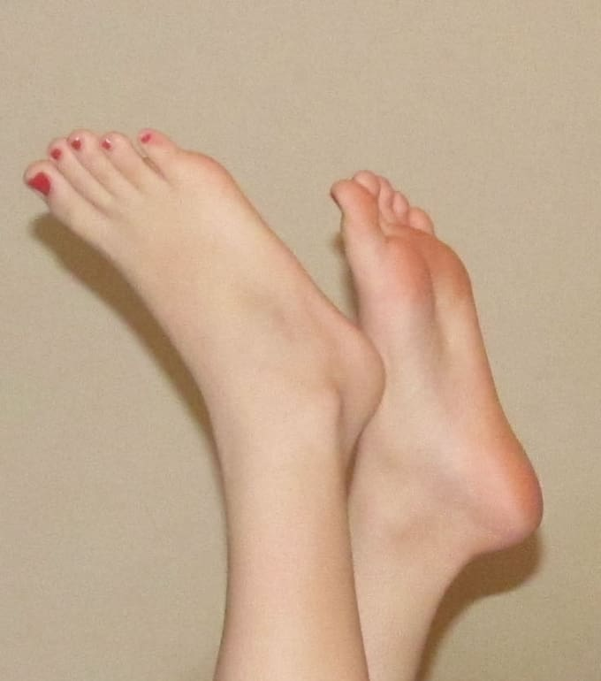 Sexy toes images