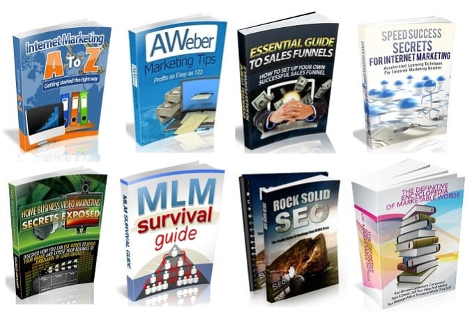 Give You 100 Marketing Ebooks With Resell Rights By Junior440