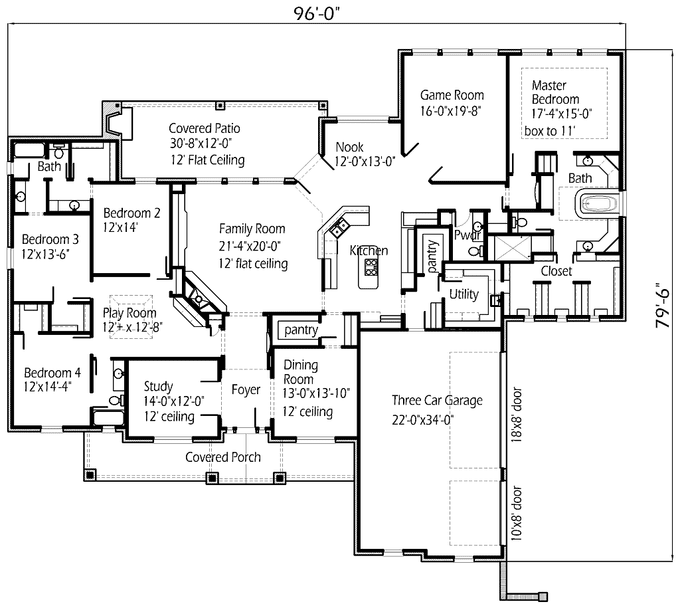 Make civil and mechanical drawings in autocad by ronak ashar for Big family house floor plans